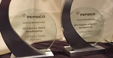 PepsiCo Names LiDestri its Contract Manufacturer 'Supplier of the Year'