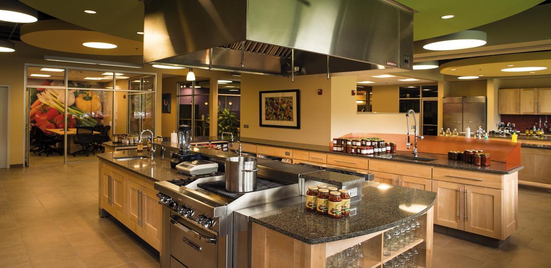 LiDestri Innovation Center Kitchen