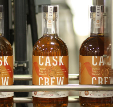 Cask and Crew Whiskey
