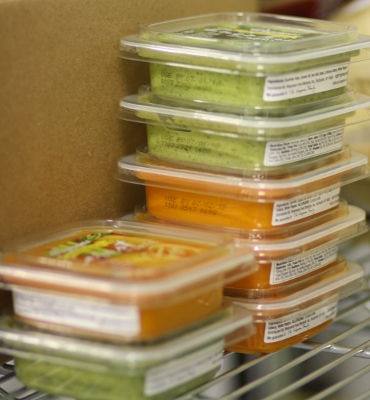 Hummus Food Co-Packing