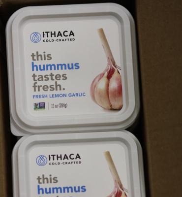 Hummus Co-packing