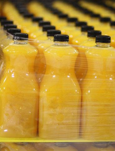 LiDestri Orange Juice Co-Packing