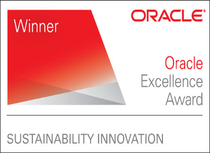 Oracle Excellence Award