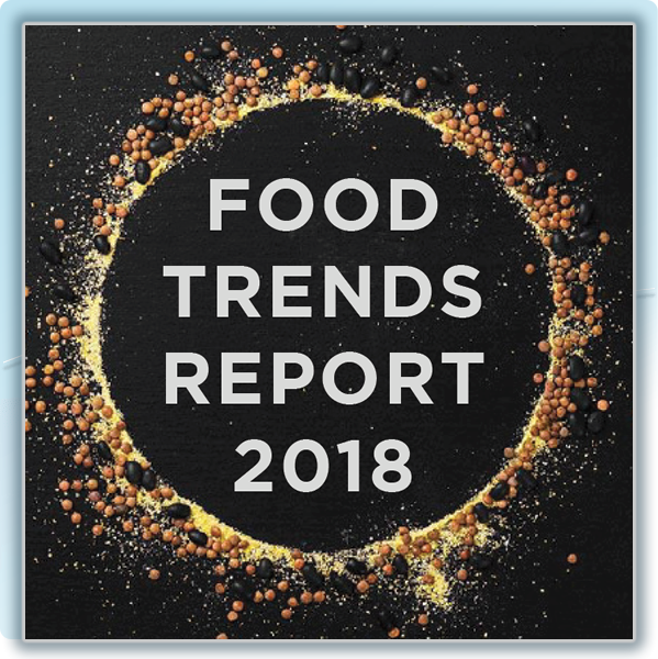 2018 Food Trends Report
